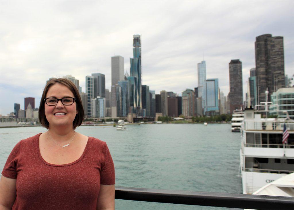 Spirit of Chicago lake boat tour