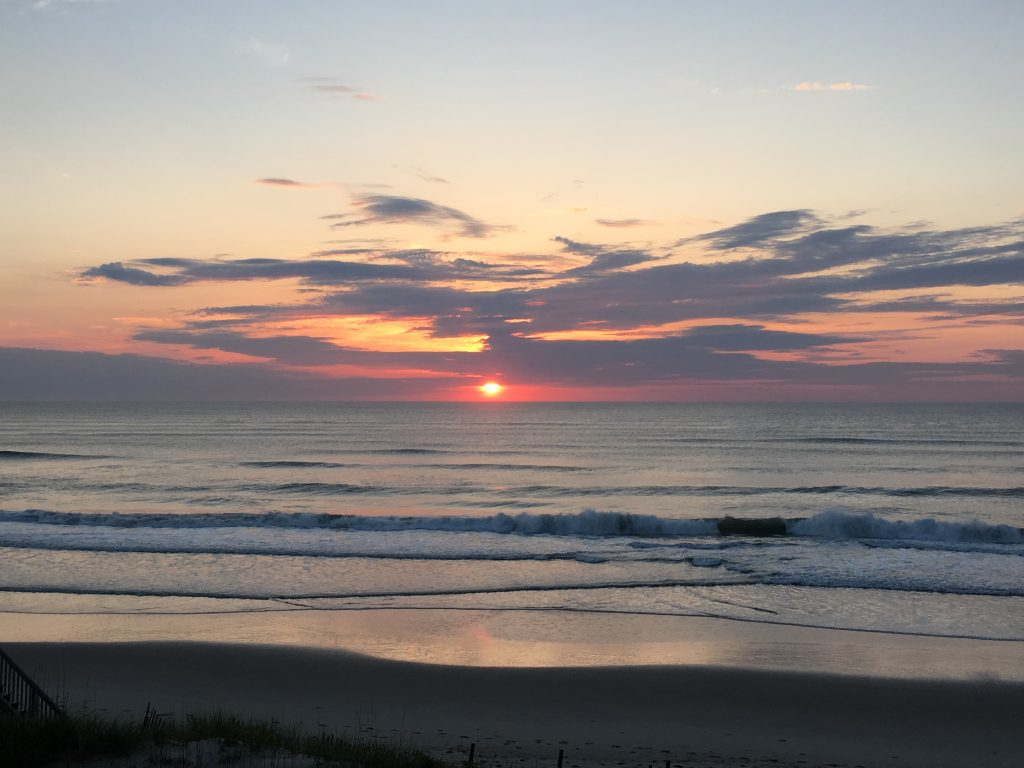 This view is one of the top reasons to visit Corolla.
