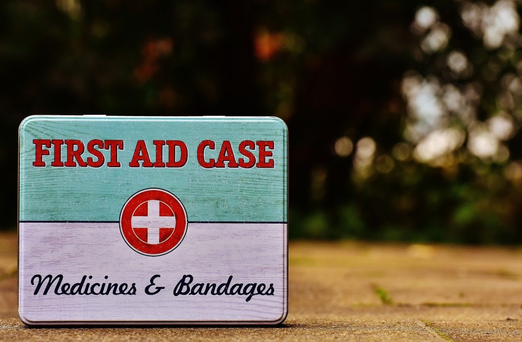 What's in your travel first aid kit?
