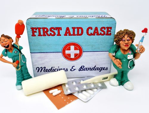 Ultimate DIY Travel First Aid Kit