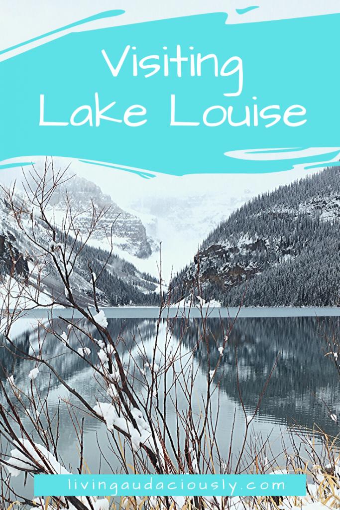 Visit Lake Louise