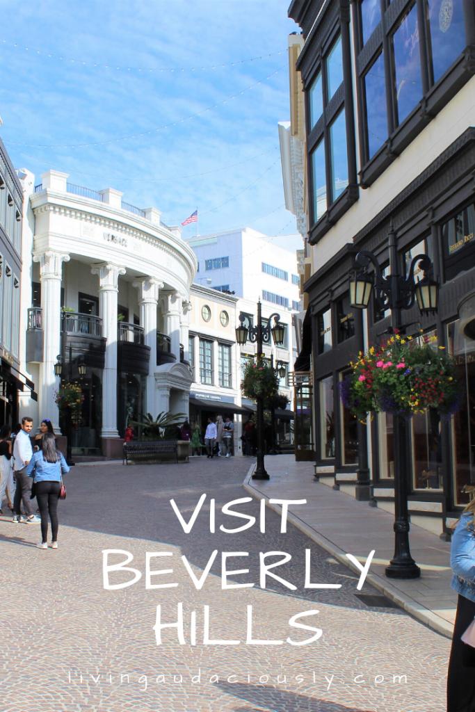 Quick trip through Beverly Hills