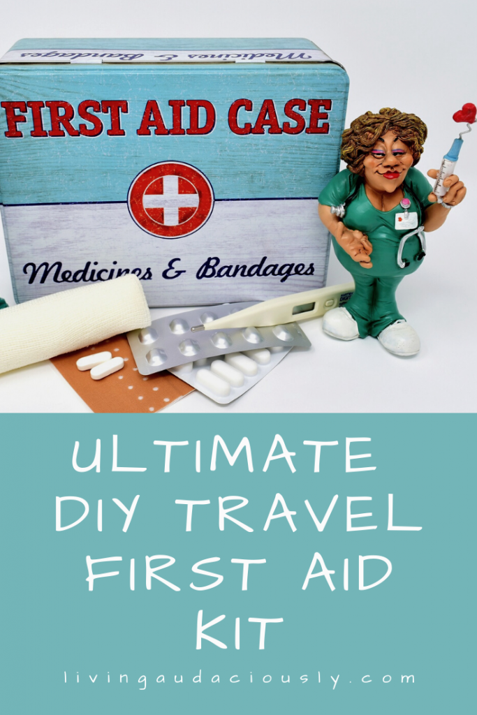 Ultimate Travel First Aid Kit