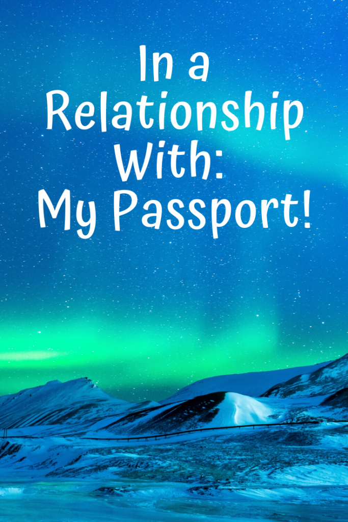 """In a relationship with: My Passport""  These 50 inspirational travel quotes will help fuel your wanderlust and re-ignite that passion for exploring the amazing world we live in!"