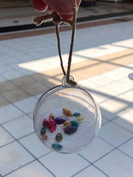 Sand ornament