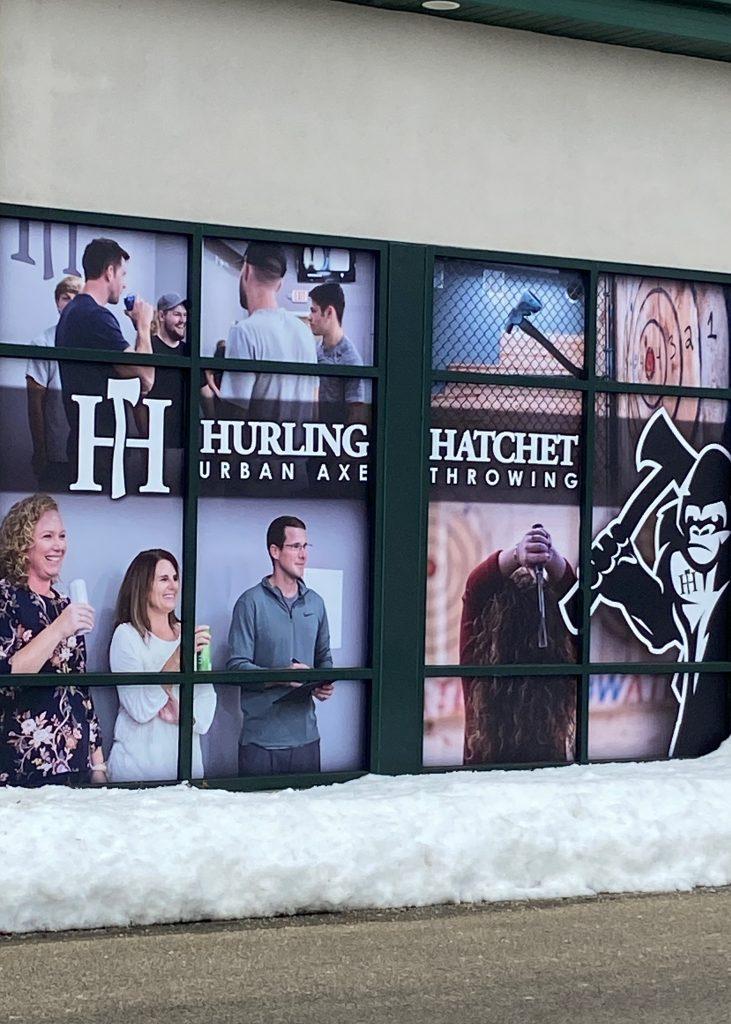 Hurling Hatchet