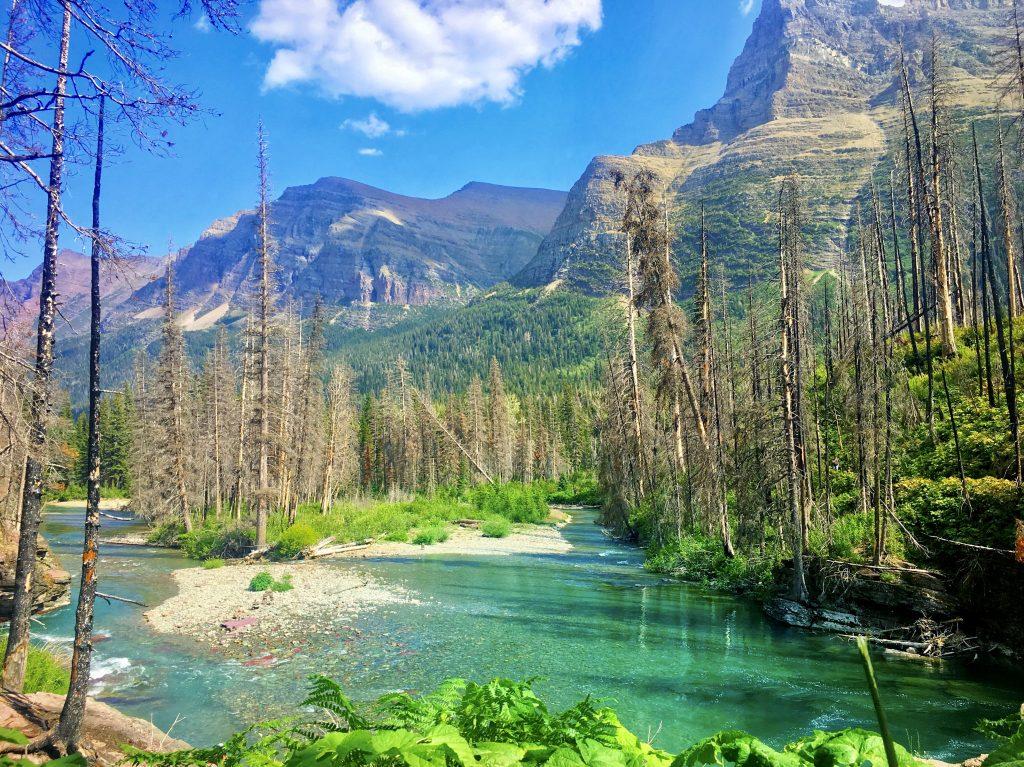 US National Parks - Glacier National Park
