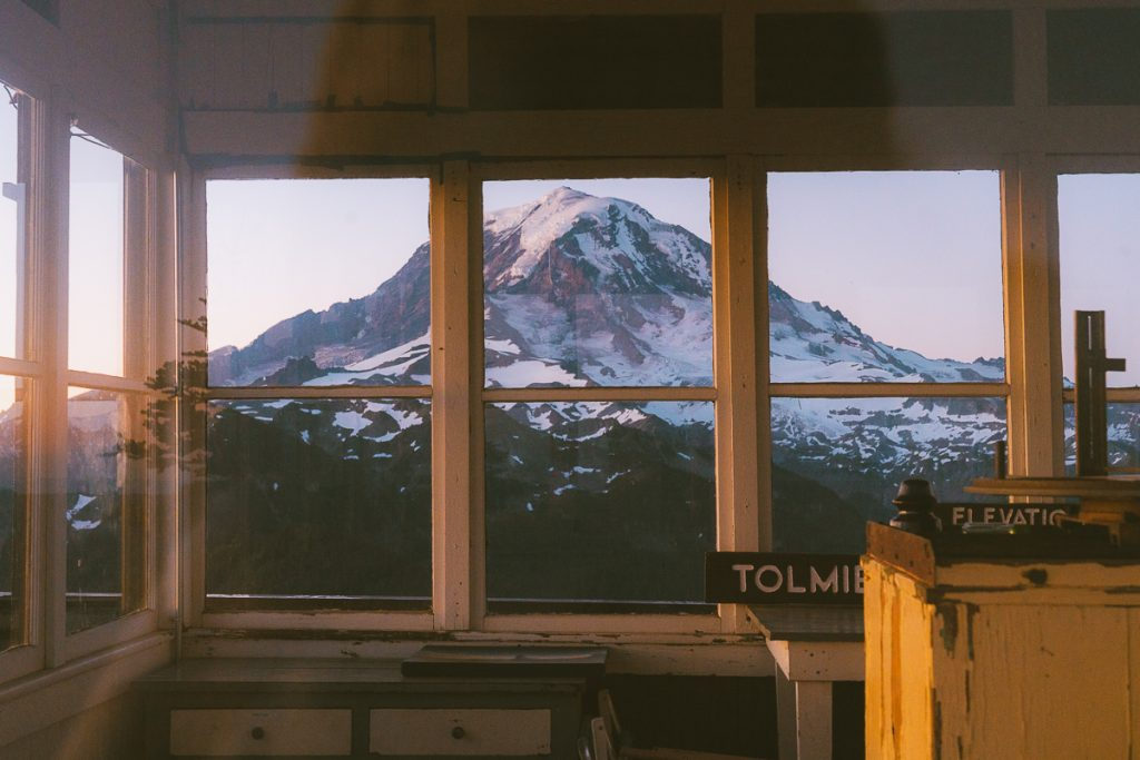 US National Parks - Mount Rainier