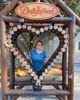I loved our time in Dollywood!!